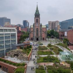 Cathédrale de Myeong-Dong