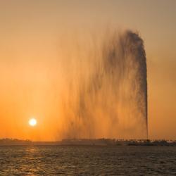 King Fahad Fountain