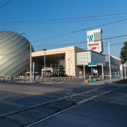 Centre commercial AFI Cotroceni, Bucarest