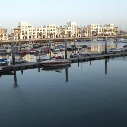 jachthaven van Agadir