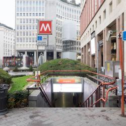 S. Babila metróállomás