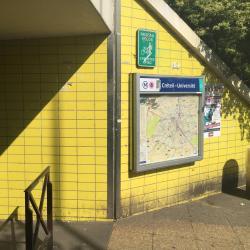 Créteil Université Metro Station