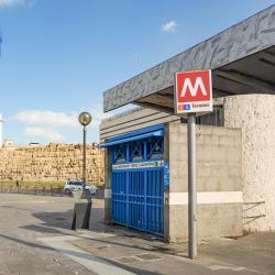 Estación de metro Termini