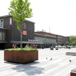 Duisburg Central Station