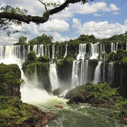 National Park of Iguazu Falls