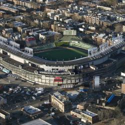 Стадион «Ригли-филд»
