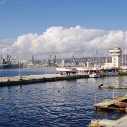 Naval station Varna