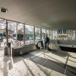 Fürstenried-West Metro Station
