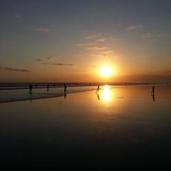 Pláž Legian