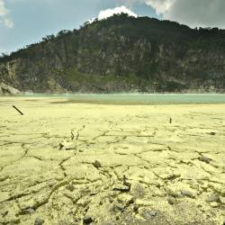 Kawah Putih Crater, Bandung