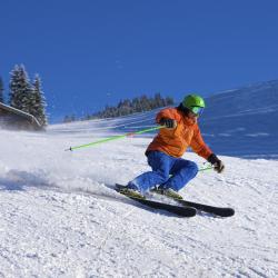 Tria-Pente Pigadia Ski Resort