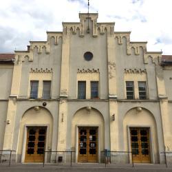 Estación de tren Hajdúszoboszló