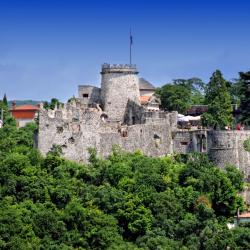 Castello di Trsat/Tersatto, Fiume (Rijeka)