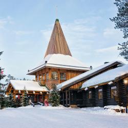 Joulupukin Pajakylä - Joulupukin pääposti