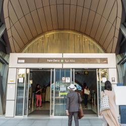 Palm Deira Station