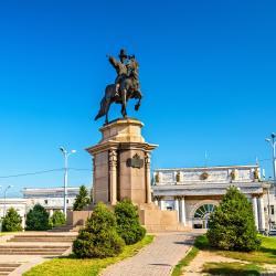 Almaty 2 Train Station
