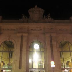 Vlakové nádraží Valladolid