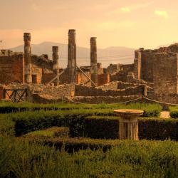 Reruntuhan Kota Pompeii