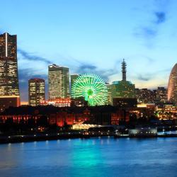 Dzielnica biznesowa Minato Mirai 21