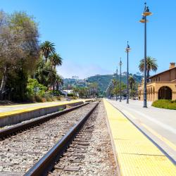 Amtrack Station Santa Barbara