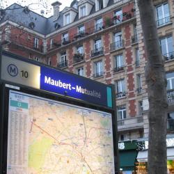 Estación de metro Maubert-Mutualité