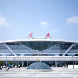 Bahnhof Ningbo