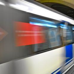 Estrecho Metro Station