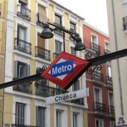 Станция метро Chueca