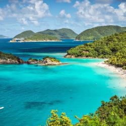 Trunk Bay, Saint John