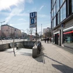 Laimer Platz Metro Station