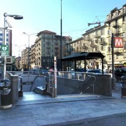 Stazione metro Dante