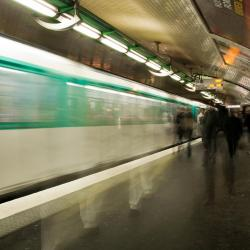 Estación de metro Étienne Marcel