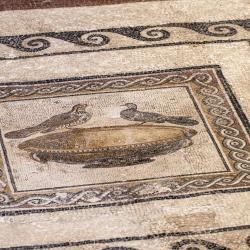 Римская вилла, Рабат