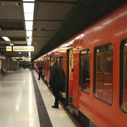 Herttoniemi Metro Station