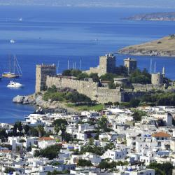 Bodrum Castle, Bodrum City