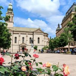 Cvjetni Square