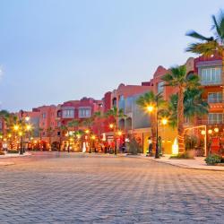 Hurghada vanalinna Saqqala väljak