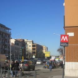 Numidio Quadrato Metro Station
