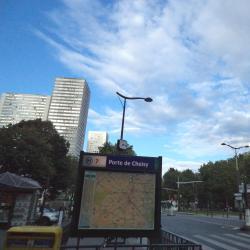 Porte de Choisy Metro Station