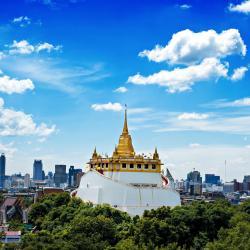 Chrám Wat Saket