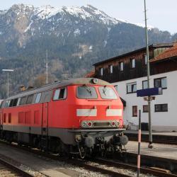 Estação Ferroviária de Oberstdorf