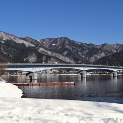 Jembatan Ohashi Danau Kawaguchi