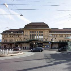Lausanne Railway Station