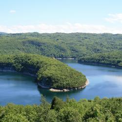 Lago di Vouglans, Maisod