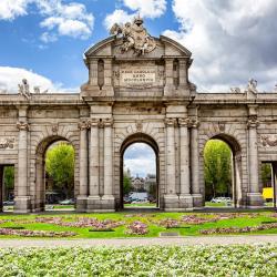 Puerta de Toledo vartai