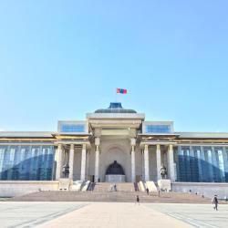 Chinggis Khan Square, Ulaanbaatar