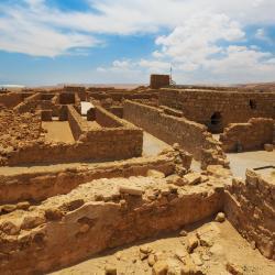 Fortezza Massada, Ein Bokek