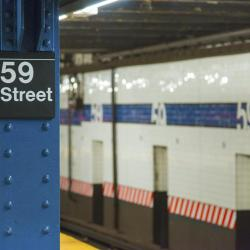 Lexington Avenue/59th Street Metro İstasyonu