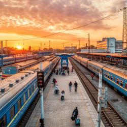 Glavni željeznički kolodvor u Minsku