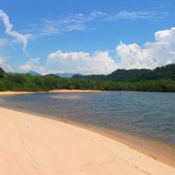 Paraty-Mirim Beach